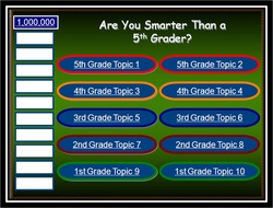 Review games game templates lessons made 2 have fun are you smarter than a 5th grader review game powerpoint template toneelgroepblik